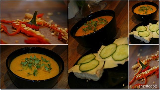 2011-04-19 - Morotssoppa med chili och ingefära
